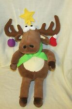 Bealls Goodys Palais Royal Peebles Stage reindeer plush Christmas decorated 2010