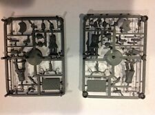 1/28 mm Persian Bodies/Bows/Shields Sprues-set of 6.