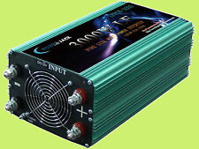 3000W LF pure sine wave, split phase power inverter DC 24V /AC110V & 220V, 60HZ