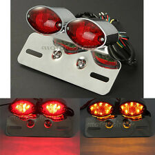 Motorcycle Turn Signals Brake Tail Rear LED Light Lamp for Harley Davidson XL