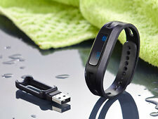 FITNESS ARMBAND FBT-50 V4*BLUETOOTH 4.0*SCHLAFÜBERWACHUNG*BT*IPHONE*ANDROID