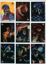 "Topps Universal Monsters 11 Card Set "" The Wolf Man"" 1994"