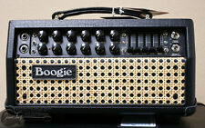 Mesa Boogie Mark V-25 Head in Black with Wicker Grill