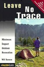 Leave No Trace Softcover Book - BSA / Hiking / Outdoors / Enviroment
