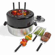 Grillex Brazilian Barbecue Set with Grilling Kit - US-10 Portable Grill