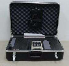 Canberra ADM-300 Multi-Function Survey Meter Geiger Counter Radiac Set