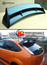 FORD FOCUS MK2 RS DESIGN REAR ROOF SPOILER | 5DR MODELS ONLY | GREY PRIMER