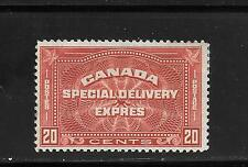 SPECIAL DELIVERY EXPRES 20 CENTS STAMP # E-5 MH