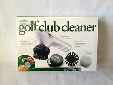 Battery Operated Golf Club Cleaner