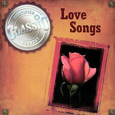 Love Songs:Country (CD) Ricky Skaggs, Tammy Wynette, Exile, Gatlin Brothers