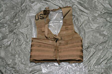 NEW Coyote Brown FLC Vest USMC Marine Corps Issue Military MOLLE Tactical Vest