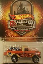 Hot Wheels 17th Nationals/Convention Texas Drive'em  Real Riders 2800 Made