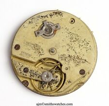 PIAGET GENEVE POCKET WATCH MOVEMENT  SPARES OR REPAIR C13