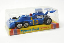 ROXY TOYS (Hong Kong) in plastica J.SCHECKTER TYRRELL FORD no.t304 / 7 * * MIB anni'70