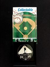 New York Yankees magnet-Rare Bob Sheppard with display box-Classic Collectable