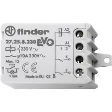 RELE' FINDER 27.25.8.230.0000 ad Impulsi 10A 230V EVO - 272582300000