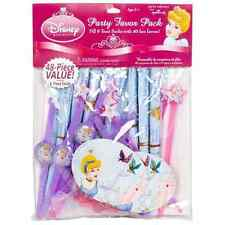 Cinderella Disney Princess Fairy-Tale Kids Birthday Party 48 pc. Favor Pack