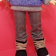bjd yosd 1/6 doll clothes, pants grey