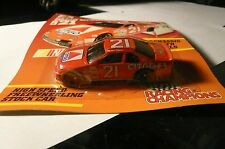 MICHAEL WALTRIP CITGO WOOD BROTHERS CAR DIE CAST #21 RACING CHAMPIONS