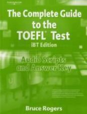 Complete Guide to TOEFL Audio Scripts with Answer Key (Complete Guide to Toeic)