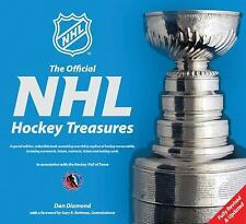 The Official NHL Hockey Treasures : Fully Revised and Updated by Dan Diamond (2…