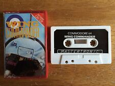 COMMODORE 64 (C64) - WING COMMANDER - GAME