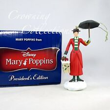 Grolier Disney Mary Poppins President's Edition Ornament Early Moments NIB HTF