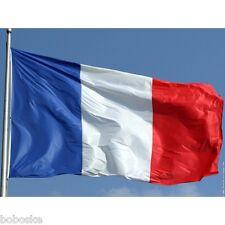 Le Drapeau de la FRANCE  neuf 100% polyester- 150X90 cm
