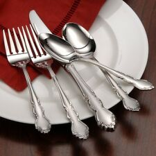 Oneida Satin Dover 5 Piece Place Set 18/10 Stainless