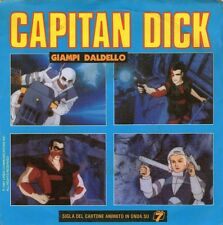 Giampi Daldello - Capitan Dick - sigla TV  raro