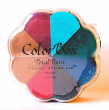 Clearsnap MOSAIC Inkpad ColorBox Pigment Petal Point Option 8 Colors-Acid Free