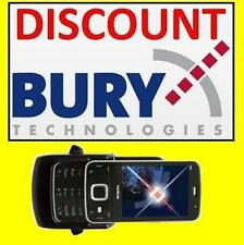 Bury Cradle: Nokia N96 [THB System 8 Take & Talk Car Kit Holder New]