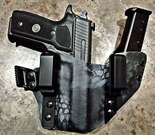 Legacy Firearms Co Sig P229 Railed Legion Holster with Magazine Carrier Sidecar
