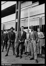 """The Specials Coventry 1979 Poster  23.5"""" x 33"""" UK import Two Tone Ska"""
