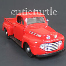 Maisto 1948 Ford F1 Pickup Truck 1:25 Diecast Model Car 34935 Red