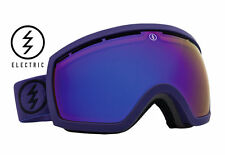 NEW Electric EG2 Dark Night Blue Mirror ski snowboard goggles Msrp$170