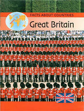 CLAIRE OLIVER Great Britain (Facts About Countries) Very Good Book