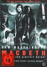 Macbeth (2006) , 100% Uncut , verschweißte Neuware , Geoffrey Wright