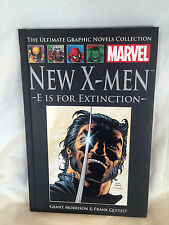 Marvel 'New X-Men' E Is For Extinction -The Ultimate Graphic Novels Collection