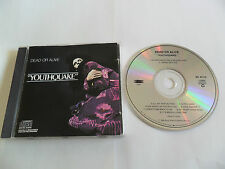DEAD OR ALIVE -  Youthquake (CD 1985) USA Pressing