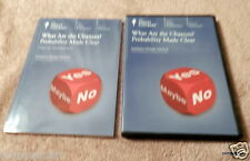 Teaching Co The Great Courses DVD What Are The Chances Probability Made Clear