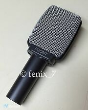 Sennheiser e609 Silver Microphone Cable Professional Speaker Mic Guitar Cabinet