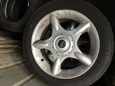 mini cooper wheel set