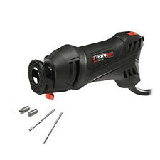 RotoZip RotoSaw 120V 5.5Amp High Speed Spiral System w/Accessories (Cert Refurb)