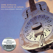 Dire Straits : Brothers In Arms (20th Anniversary Edition) - NEW CD