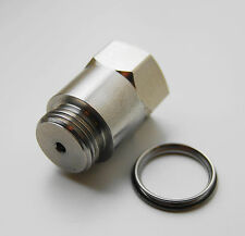 CELL FIX SPACER leurre O2 sensor SS304 INOX Stainless Steel THE BEST QUALITY !