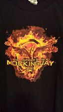 Hunger Games Mocking Jay Part 1 T-Shirt Size Large