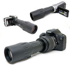 10x 42 1000mm Telescope for Canon EOS Rebel T5i 700D Kiss X7i EF-s 18-55mm Lens