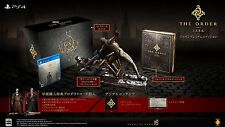 Sony PlayStation4 The Order 1886 Japan Premium First Limited Edition 5073