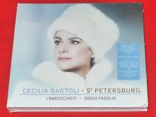 St Petersburg [Limited Edition] by Cecilia Bartoli CD